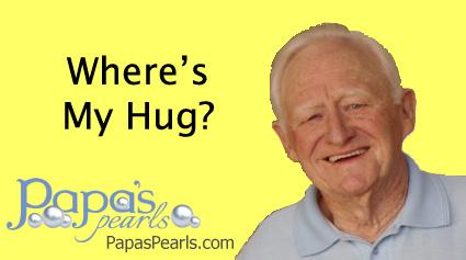 """Where's My Hug?"""