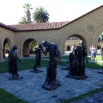 Rodin Burghers of Calais